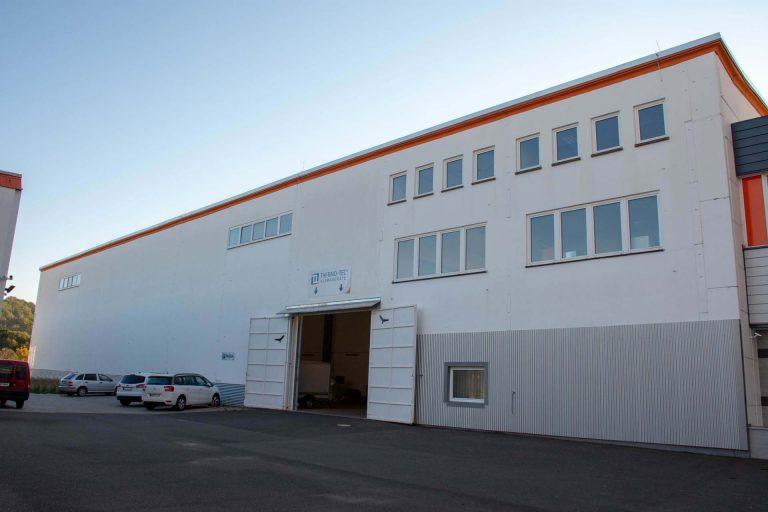 Produktionshalle Stern Gewerbepark Rochlitz
